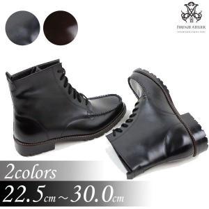 マニッシュ 春 本革ブーツ ユニセックス メンズ レディース モカシン 靴 ワークブーツ 男女兼用 fa7701|little-globe