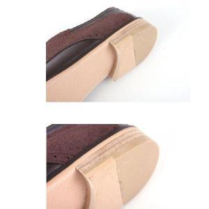 本革 メンズスニーカー バイカラー ハンドメイド 靴 fa7704l|little-globe|05