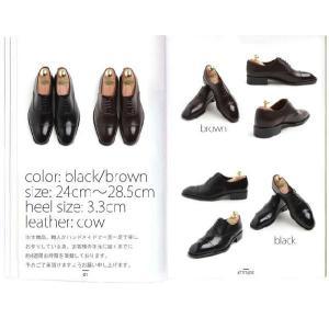 本革 ストレートチップ キャップトゥ 紳士靴 靴 ビジネスシューズ fa8030q|little-globe|02
