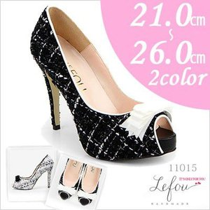大きいサイズ 靴 レディース パンプス 25cm 25.5 26センチ le11015 2013 新作|little-globe