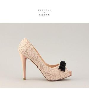 大きいサイズ 靴 レディース パンプス オープントゥ le11015-1 2013 新作 little-globe 03