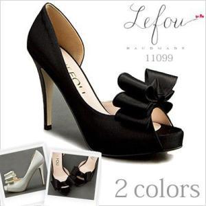 オープントゥ 大きいサイズ 靴 レディース パンプス 25cm 25.5 26センチ le11099 2013 新作|little-globe
