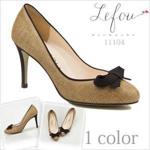 大きいサイズ 靴 レディース パンプスリボンステッチ le11104 2013 新作 little-globe