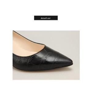大きいサイズ 靴 レディース パンプスポインテッドトゥ le11199|little-globe|05