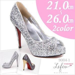大きいサイズ 靴 レディース パンプス 25cm 25.5 26センチ le9004-1 2013 新作|little-globe