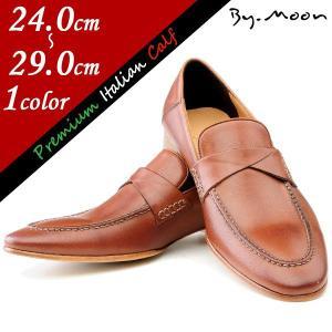 高級 ビジネス 靴 イタリア産本革 ハンドメイド 革靴 コラボ TMS20101132RH1R|little-globe