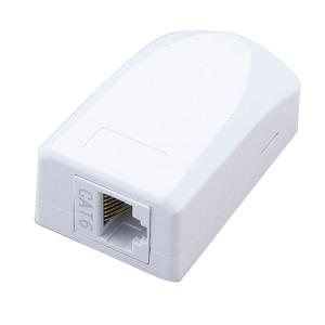 TEA-100 LAN用コンセントCAT6 little-trees