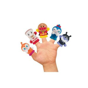 アンパンマン にこにこ指人形 10585