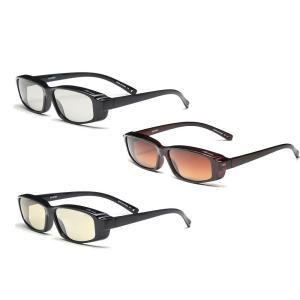 ellesse エレッセ メガネの上からかけられるオーバーサングラスSサイズ ES-OS03|little-trees