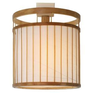 簡単取付!シンプル照明 和風シーリングライト 1灯 GEM-6909|little-trees
