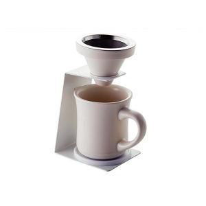 HOME MADE CAFE(ホームメイドカフェ) 一人用ドリップコーヒーセット (ドリッパー・マグ...