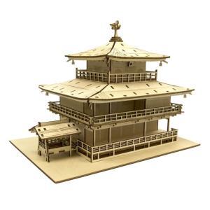 Wooden Art ki-gu-mi 金閣寺