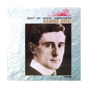 クラシック界の偉大な作曲家ラヴェルの名曲を集めたアルバム! 生産国:韓国もしくは台湾