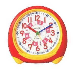 針の色と同じ色の数字を読むだけで、正しい時計の読み方がわかる「スタディクロック」シリーズの目覚まし時...