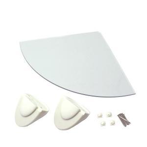 石膏ボード用アクリル板シェルフコーナー用 200mm 58573|little-trees