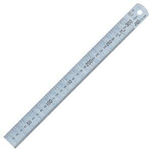 コクヨ ステンレス直定規30cm 1個