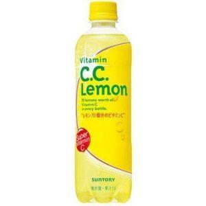 〔ケース販売〕 サントリー SUNTORY CCレモン 500ml 48本セット まとめ買い|little-trees