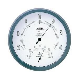 (業務用セット) タニタ 温湿度計 1個 〔×2セット〕