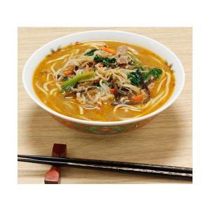 レンジで簡単 野菜たっぷり坦々麺 10食〔代引不可〕|little-trees