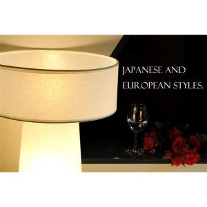 フロアライト(照明器具/スタンドライト) 特殊和紙使用 2灯 〔リビング/ダイニング/寝室/玄関/和室照明〕〔電球別売〕〔代引不可〕