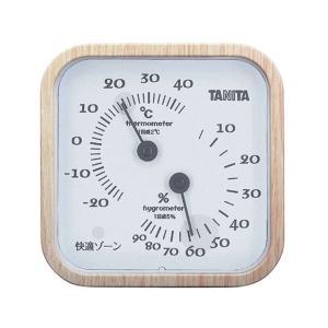 【商品名】 TANITA 温湿度計 ナチュラル 388-10G 【ジャンル・特徴】 気軽における、小...