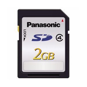 (まとめ)パナソニック SDメモリーカード 2GBClass4 RP-SDL02GJ1K 1枚〔×3セット〕|little-trees