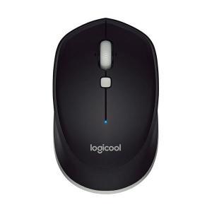 【商品名】 (まとめ)ロジクール BluetoothマウスM337 ブラック M337BK 1個【×...