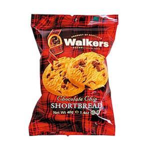 (まとめ)ウォーカー ショートブレッド チョコチップ 1箱(2個×12袋)〔×3セット〕