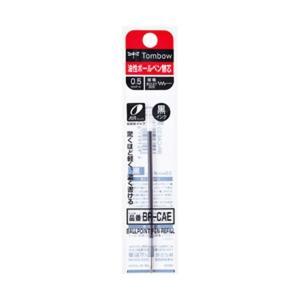 【商品名】 (まとめ)トンボ鉛筆 多機能ペン モノグラフマルチ 替え芯 黒 1パック(5本)【×10...