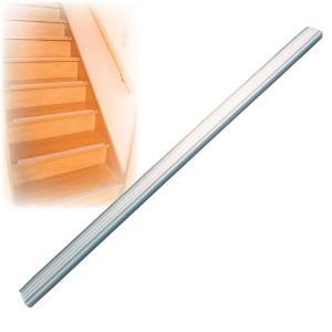 階段滑り止め 〔透明タイプ/14本入り〕 40cm×670mm 日本製