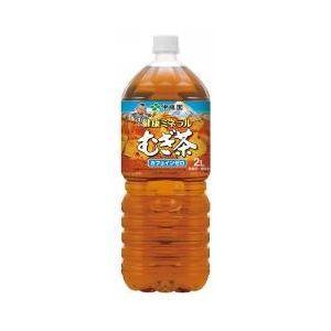 〔ケース販売〕伊藤園 ペットボトル 健康ミネラルむぎ茶 2L×12本セット まとめ買い|little-trees