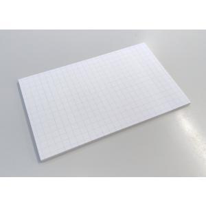 【情報カード:12.5cmx7.5cm】5mm方眼(1000枚入り)|little-west