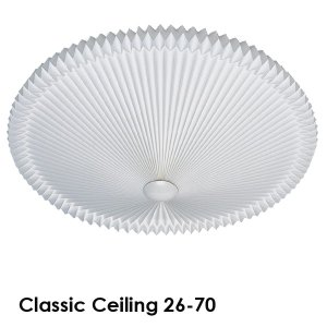 LE KLINT(レ・クリント)Classic Ceiling 26(クラシック・シーリング)/70cm/北欧シーリングライト|little