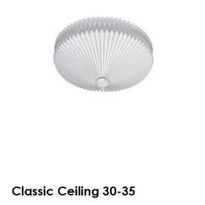 LE KLINT(レ・クリント)Classic Ceiling 30(クラシック・シーリング)/35cm/北欧シーリングライト|little