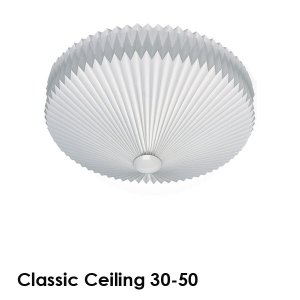 LE KLINT(レ・クリント)Classic Ceiling 30(クラシック・シーリング)/50cm/北欧シーリングライト|little