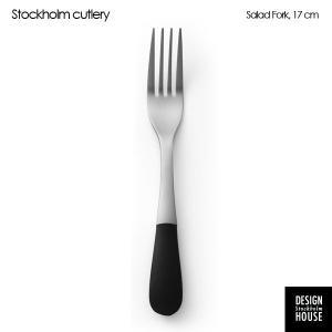 ストックホルムカトラリー・サラダフォーク17cm/DESIGN HOUSE stockholm(デザインハウスストックホルム)北欧キッチン雑貨|little