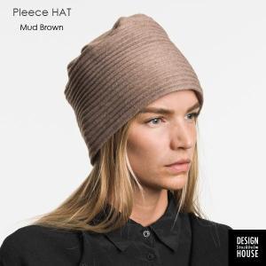Pleece HAT(プリース・ハット)マッドブラウン DESIGN HOUSE stockholmデザインハウス ストックホルム)|little