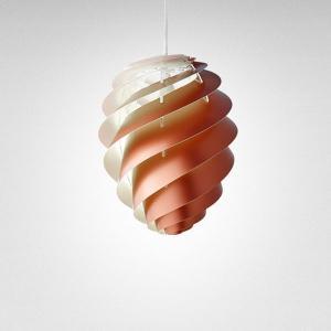 LE KLINT(レ・クリント)Swirl(スワール)2/Copper(コッパー)スモールサイズ/北欧ペンダントライト|little