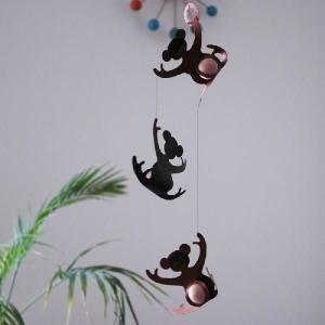 モビール/Monkey(モンキー)/Livingly(リビングリー)/北欧デンマークインテリア|little