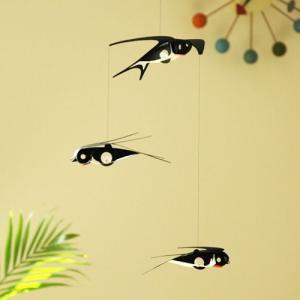 モビール・Swallow(スワロー)ツバメ・北欧モビール/Livingly(リビングリー)/北欧インテリア|little