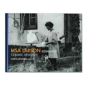 リサラーソン作品集・「LISA LARSON KERAMIKER ceramic designer」リサラーソン展覧会図録|little