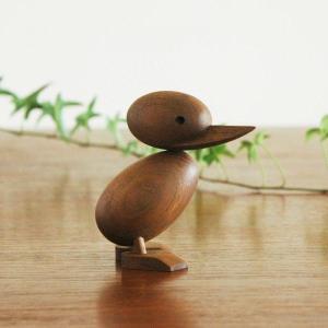 Duckling (ダックリング)Architectmade(アーキテクトメイド)木製オブジェ 置物北欧デンマーク|little