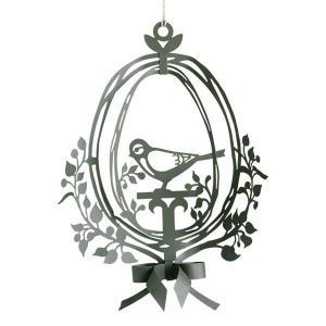 Bird Ornament(バード・オーナメント)Lサイズ/jette frolich(イエッテ・フローリッヒ)クリスマスオーナメント/北欧デンマーク|little