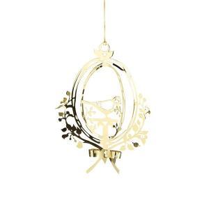 Bird Ornament(バード・オーナメント)Mサイズ/jette frolich(イエッテ・フローリッヒ)クリスマスオーナメント/北欧デンマーク|little