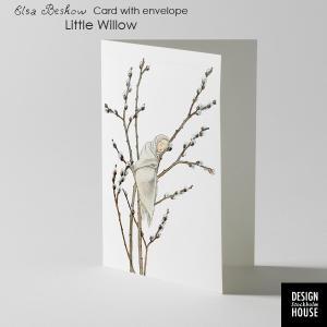 エルサべスコフ・カード・Little Willow(小さなヤナギ)・DESIGN HOUSE stockholm(デザインハウス ストックホルム)|little