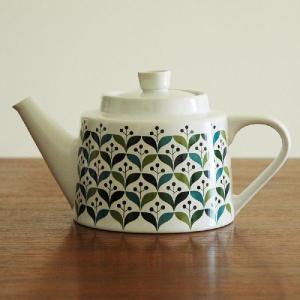 ティーポット Retro Teapot(レトロ・ティーポット)Sagaform(サガフォルム)ティーポット 北欧食器|little