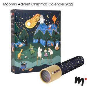 ムーミンアドベントクリスマスカレンダー2017 martinex(マルティネックス) 北欧雑貨 ムーミングッズ|little
