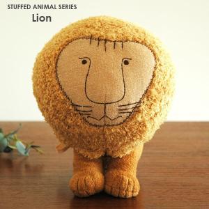 リサラーソン・ぬいぐるみライオン/Lisa Larson/Stuffed Animal Lion|little