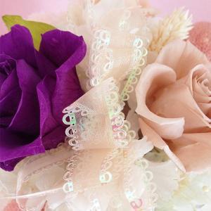 プリザーブドフラワー誕生日 結婚祝い 花 ギフト プレゼント シャーベット イメージ4