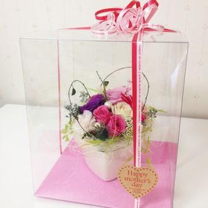 プリザーブドフラワー ガーデンパーティーは、ハートの贈り物/結婚祝い/母の日/記念日/誕生日プレゼント送料無料  lpm0015 イメージ6
